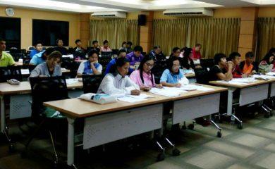 ยิมฯไทยส่งวิทยากรให้ความรู้ผู้ฝึกสอนกีฬายิมนาสติกระดับ2
