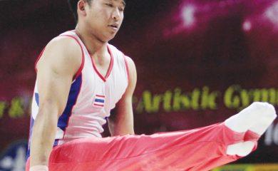ยิมเอเชียเวทีเสริมความแกร่งทีมไทยเตรียมส่งชุบตัวต่างแดนก่อนลุยซีเกมส์
